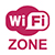 mdb icon acces wifi rose